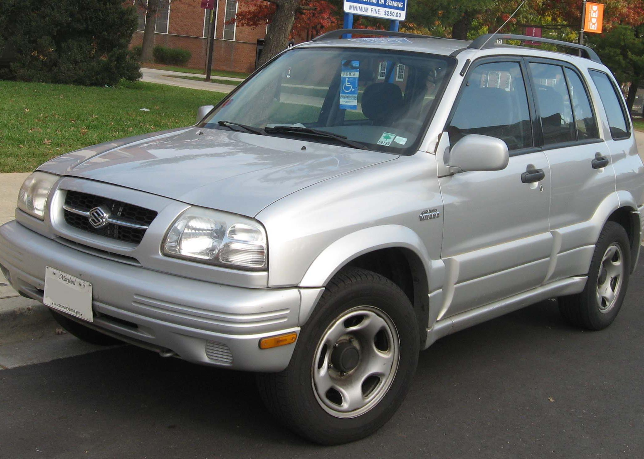Suzuki Grand Vitara 5dr (2005) 2.0 AT JLX-EL