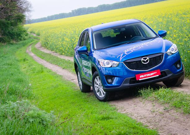 Mazda CX-5 (KE, 2012-2015) 2.0 AT 4WD Premium