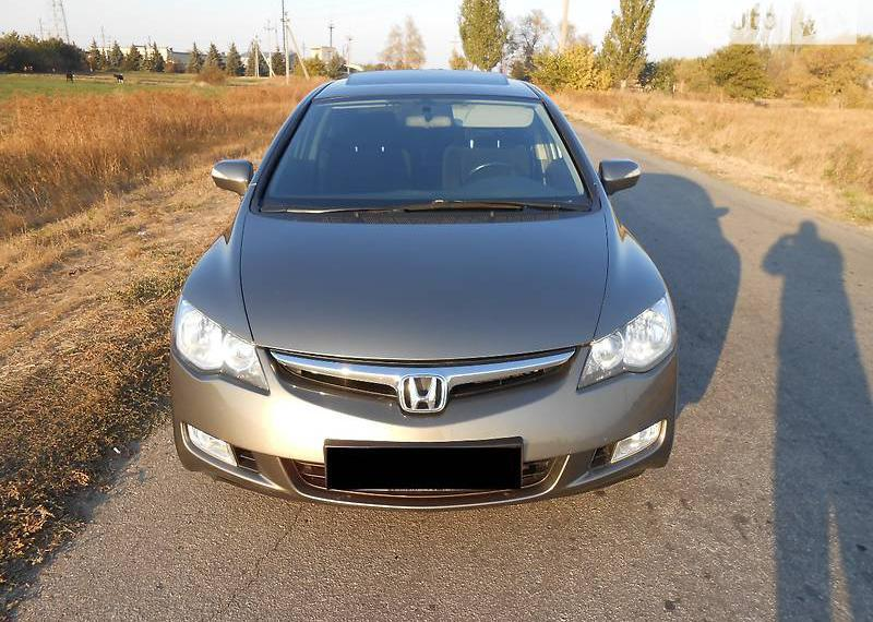 Honda Civic седан (2013)