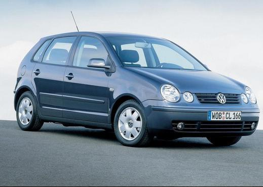 Volkswagen Polo 5dr (2001 - 2009)