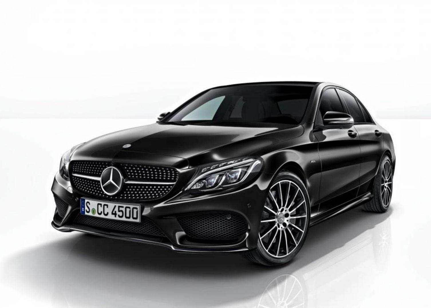 Mercedes-Benz C-Class Седан (W205) AMG C 43 4MATIC