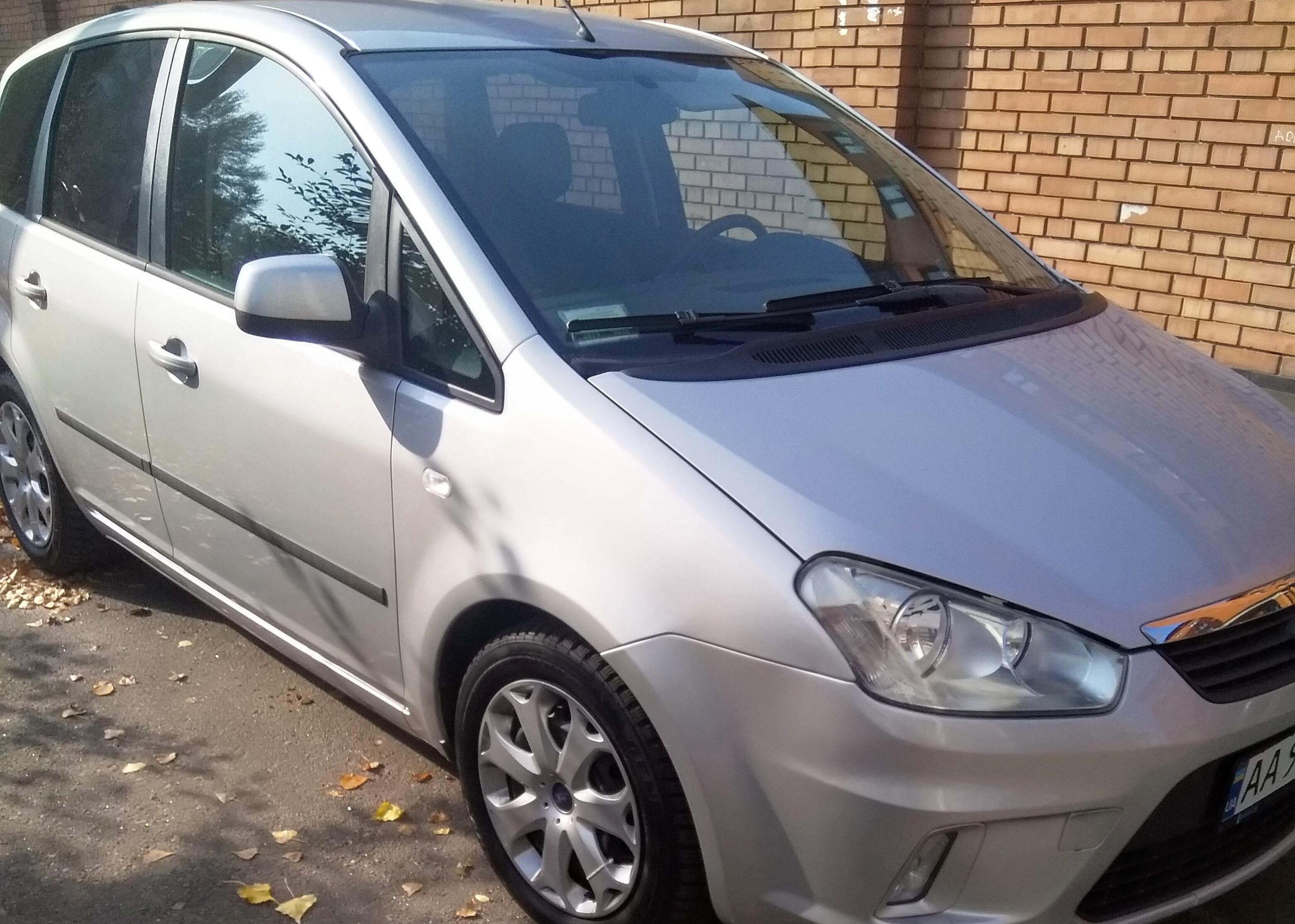 Ford C-MAX (2003) 1.6 MT Trend