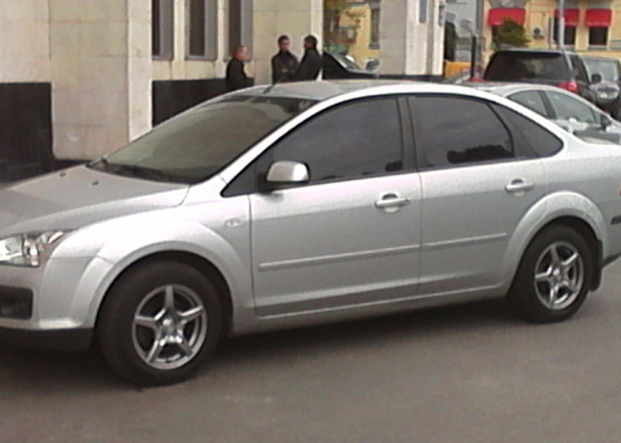 Ford Focus Седан II (2004-2011)